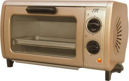 Sunpentown So 1003 Multi Functional Toaster Oven 15 Minutes Timer 700 Watts Power Slide Out