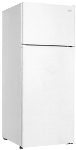 Sanyo SR-1031W Frost-Free Apartment-Size Refrigerator and Freezer ...