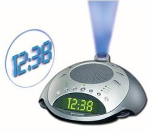 sound machine clock