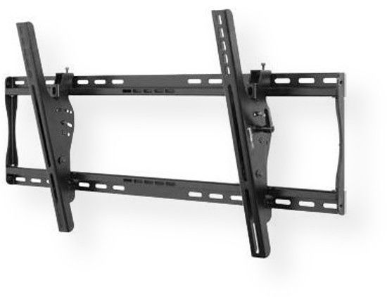 Peerless ST660 SmartMount Universal Tilt Wall Mount; Black; Integrated security options available: Includes all necessary wall and display attachment hardware; Mounts to wood studs, concrete, cinder block or metal studs (metal stud accessory required); UPC 735029235606 (ST660 ST-660N ST660SMARTMOUNT ST660-SMARTMOUNT ST660PEERLESS ST660-PEERLESS)
