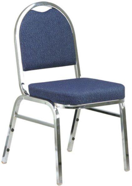 HighLowBack Chrome Office Chair   eBay