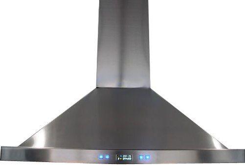 vissani 30 inch stainless steel range hood 36 gv under cabinet