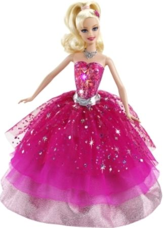 Barbie Fashion Show Doll Mattel T Barbie A Fashion