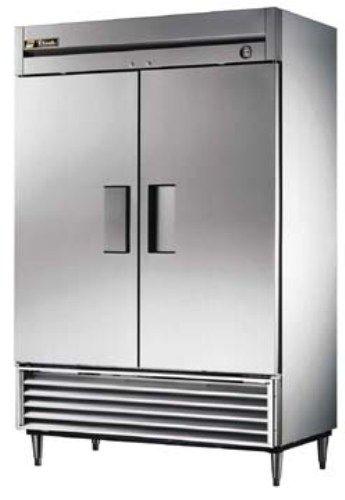 True T 49f Rc Remote Condenser Solid Double Door Freezer