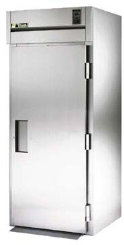 true ta1rri-1s refrigerator, 300 series stainless steel fronts, backs, top,  bottom and doors