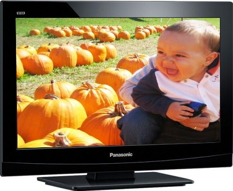 Panasonic TC-L19C30 LED-backlit LCD TV, IPS Alpha LCD Display Technology, 1366 x 768 Resolution, 1280 x 768 WXGA Supported Computer Resolutions, 720p Display Format, NTSC Analog TV Tuner and Reception System, ATSC, QAM Digital TV Tuner, NTSC Analog Video Input Signals, 16:9 Image Aspect Ratio, LED backlight LCD Backlight Technology, 1,049,088 Total Pixels, Conventional 4:3, Full, Zoom, Just Widescreen Modes, UPC 885170042681 (TCL19C30 TC-L19C30 TC L19C30)
