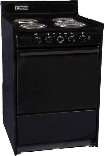 Brown Tem610c Freestanding 24 Quot Electric Range With 2 Racks