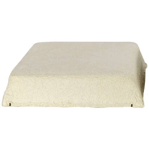 Tenmat FF130-2x2 Fire Rated Troffer Cover; Maintenance free; 60 minute protection; 2 Hour Fire Rated; Acoustically Rated to 67dB; Air Leakage tested; Made from Fire Resistant Fibre; Lightweight; Enhances the acoustic protection of the ceiling; Reduces heat loss through the fixture; Dimensions: 5