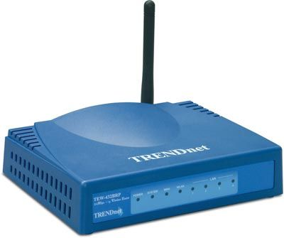 how to set up trendnet wireless router