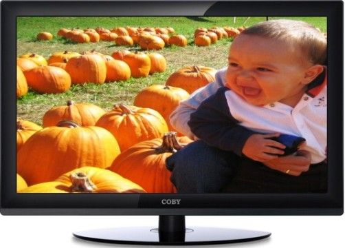 Coby TFTV3229 Widescreen 32 Inch Class High Defintiion TV, 31.5