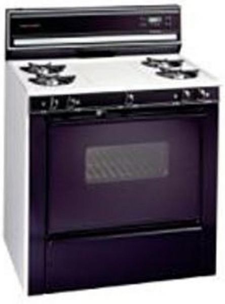Tappan Self Cleaning Gas Oven Instructions