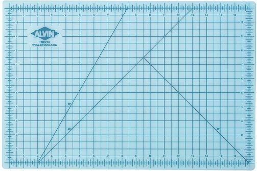 Alvin Tm2236 Professional Cutting Mat Translucent 24x36