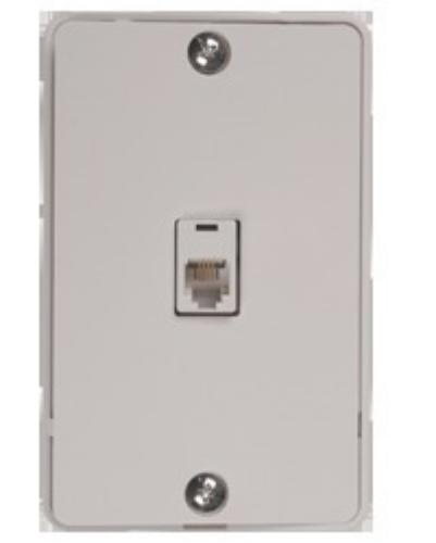 wall mount phone box wiring panel mount phone jack wiring diagram