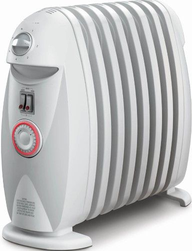 DELONGHI EW7707CB SAFEHEAT 1500W COMFORTEMP PORTABLE OIL-FILLED