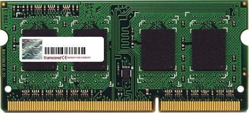 Transcend TS512MSK64V6H DDR3 SDRAM Memory Module, 4 GB