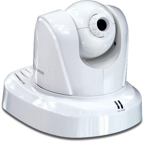 TRENDnet TV-IP600 ProView Wired Pan/Tilt/Zoom Internet Camera, 1x 10 ...