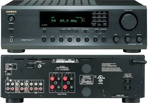 ohm stereo receiver