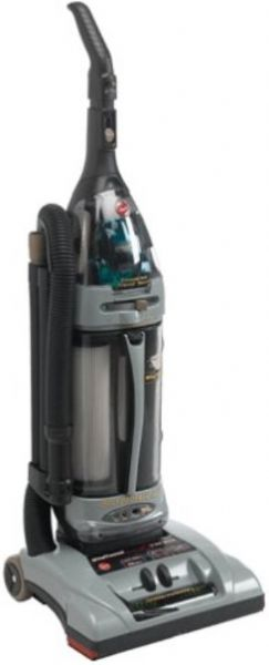 Hoover U55079RM Elite Rewind Bagless Upright Vacuum Cleaner, 24 Retractable  Cord Rewinds Automatically   Ready For Storage In A Snap, Deluxe Stretch  Hose ...