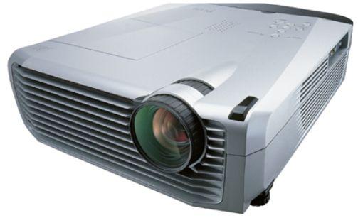 gray digital projector