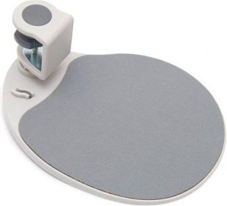 Aidata Um003 Mouse Platform Under Desk Platinum