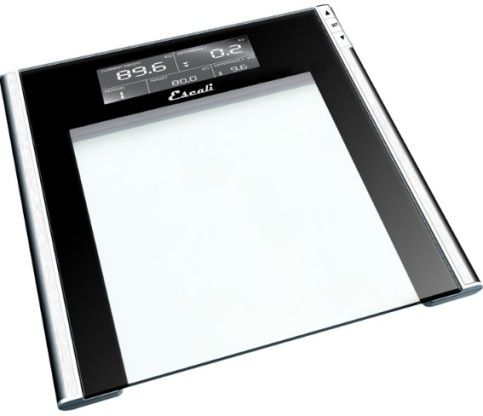 escali ustt200 track target bathroom scale 440 lb