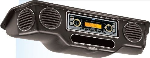 Jensen UTCJCD2010 Under Cabinet AM FM CD Stereo System 4x40W Output