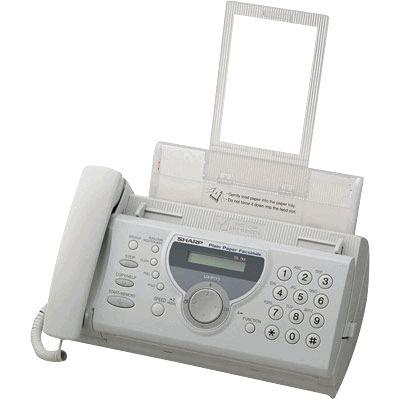 sharp ux 305 fax machine