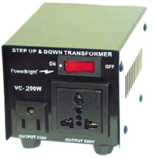 110 Volts to 220 Volts Transformer 110 Volt Countries And 220