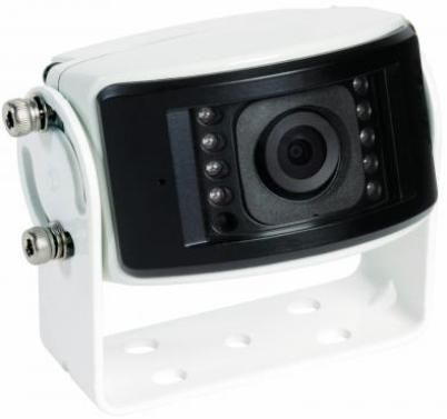 "Voyager VCCS155B Color CCD IR LED Camera, Black, 1/4"" CCD ..."