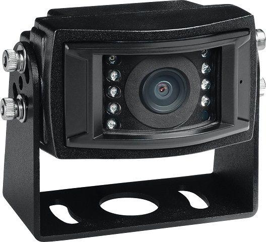 Voyager VCCS155B Color CCD IR LED Camera, Black, 1/4 CCD ...