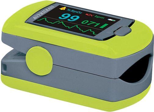 Veridian Healthcare 11-50E Elite Pulse Oximeter, Accurately
