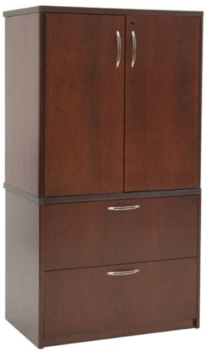 ... Two Interlocking File Drawers Hold Legal  And Letter Size Documents,  Store Books, Binders And Office Supplies In The Roomy Storage Cabinet, ...