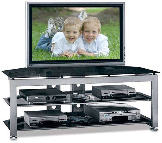 Bush VS74377 03 Plasma TV Stand Universal Collection, 36
