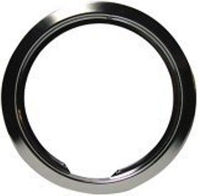 Ge General Electric Wb31x5013 Chrome Trim Ring 6 Fits Ge