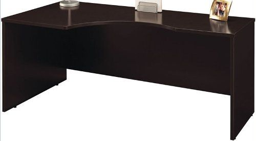 Bush WC12932 Business Furniture Cherry Series C Left Corner Module Desktop (WC 12932 WC-12932)