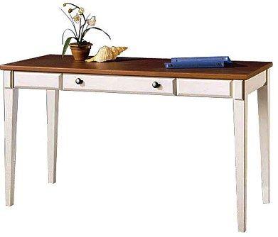 antique white writing desk