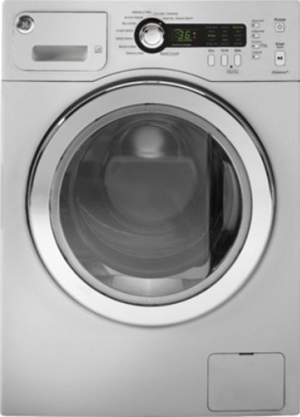 Ge General Electric Wcvh4815kms Front Load Washer With 2 2