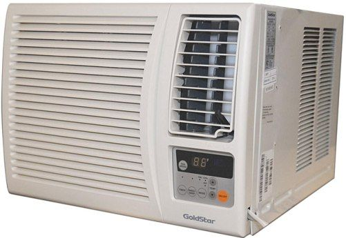 goldstar wg1005r room air conditioner rated at 10 000 btu