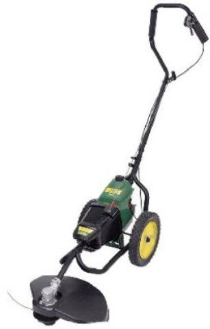 Weedeater 953711461 Model Wt3100 Wheeled Gas Trimmer With 16 Inch