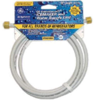 how to connect copper water line to refrigerator