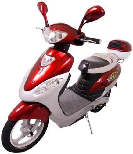 x treme xb 500 electric bicycle moped motorcycle scooter. Black Bedroom Furniture Sets. Home Design Ideas