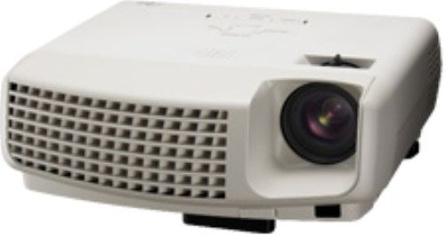Mitsubishi xd470u g micro portable xga dlp projector with for Micro dlp projector