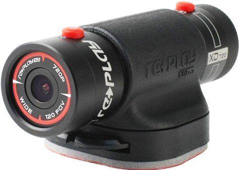 Replay XD 01-RPXD720-CS model XD720 HD Video Camera; Water-resistant ...