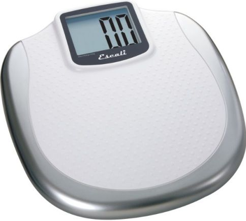 Escali XL200 Extra Large Display Bathroom Scale, 440 lb ...