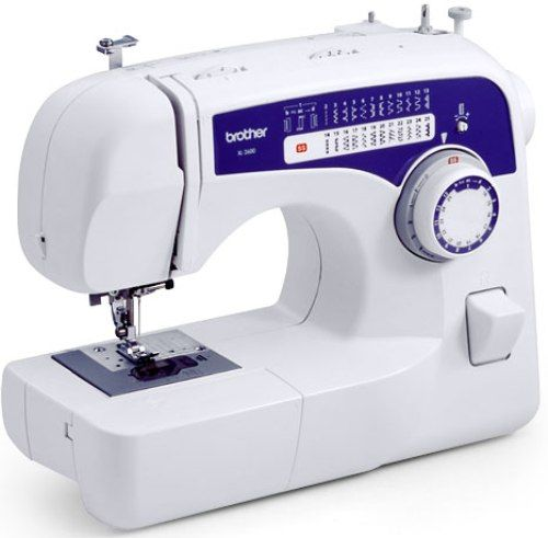 Brother XL40 Free Arm Sewing Machine With 40 Builtin Stitches And Stunning Stitch Length Sewing Machine