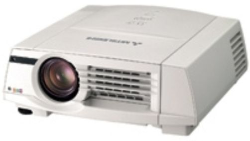 Mitsubishi XL5980U LCD Projector, Brightness/Lumens 5500 ANSI Lumens, Native Resolution 1024 x 768, Weight 19.9 lbs., Contrast Ratio 600:1 (on/off) (XL5980U XL5980 XL-5980U XL5980-U XL5-980U)
