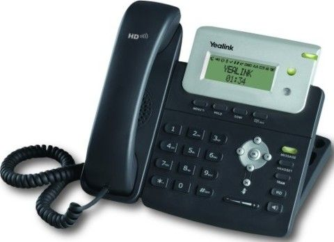 Yealink SIP-T20P Entry Level IP Phone with POE, TI TITAN chipset and TI voice engine, 3-line LCD - 2 x 15 characters and an icon line, 2 VoIP accounts, Broadsoft/Asterisk/Avaya validated, HD Voice - HD Codec, HD Handset, HD Speaker, 31 keys including 9 function keys, BLA/BLF, BLF list, Voicemail, Net conference, Intercom/Paging, EAN 6938818300507 (YEASIPT20P YEA-SIP-T20P YEA SIP T20P SIPT20P SIP T20P)