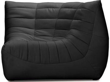 Wondrous Zuo Modern 900590 Carnival Corner Chair Black Like Curling Ibusinesslaw Wood Chair Design Ideas Ibusinesslaworg