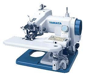 blind stitch hemmer machine