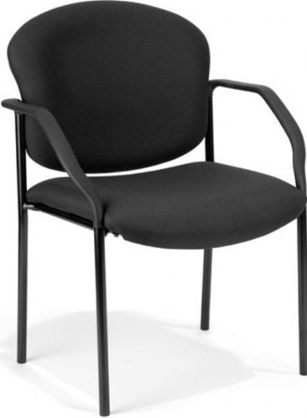 OFM 404-805 Guest Reception Stacking Stack Stackable Chair, 18